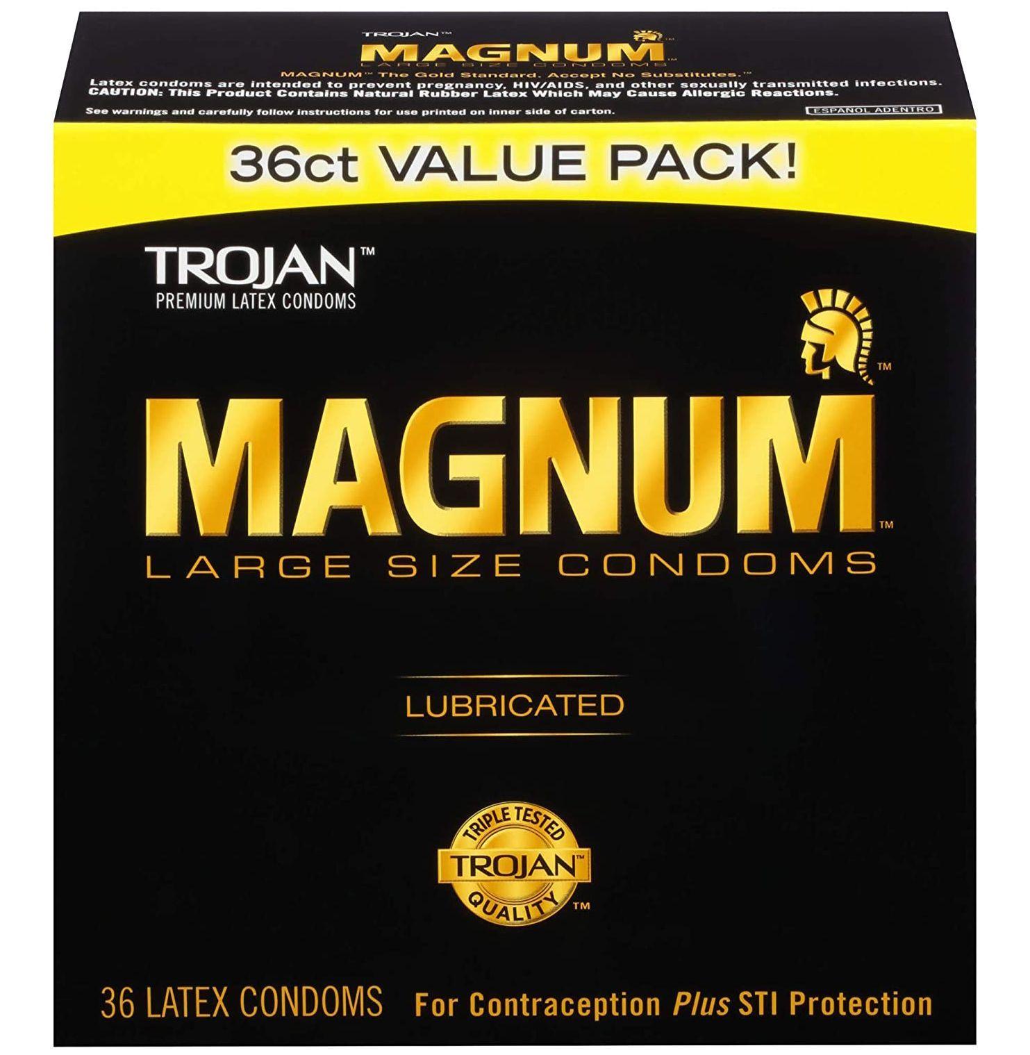 Condom trojans what is smallest Smaller Size