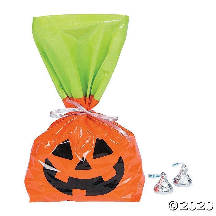 Mini trick or treat bags