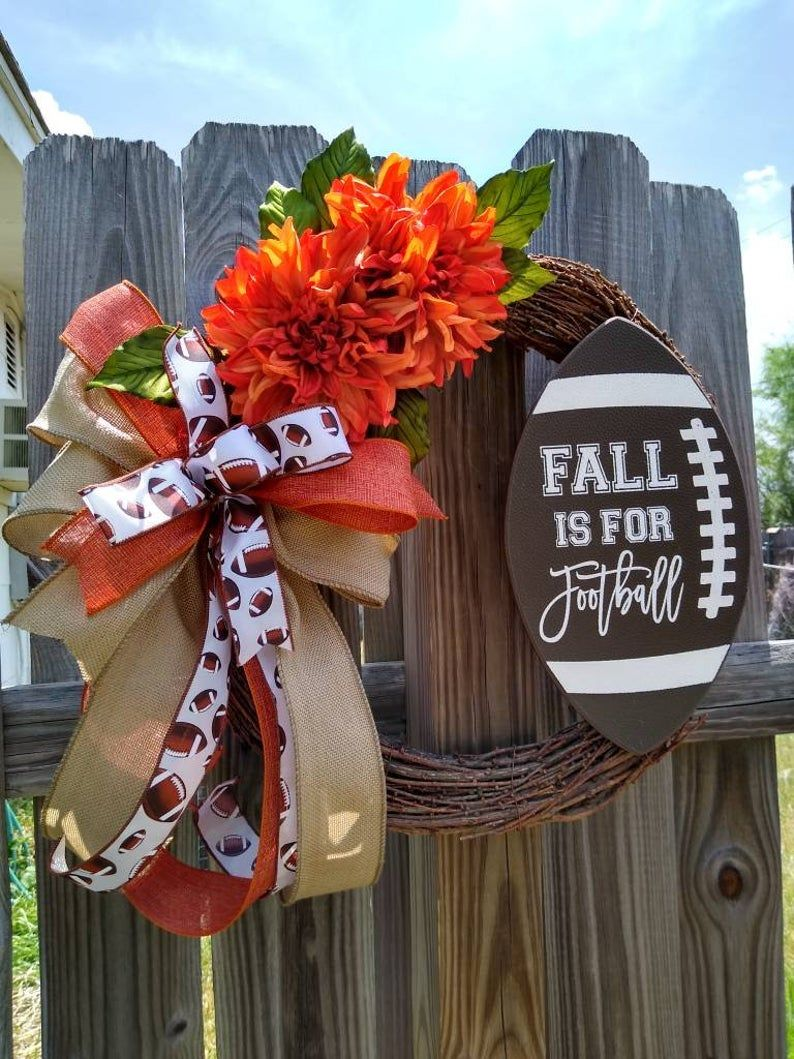 32 Diy Thanksgiving Wreaths Easy Thanksgiving Wreath Decorations