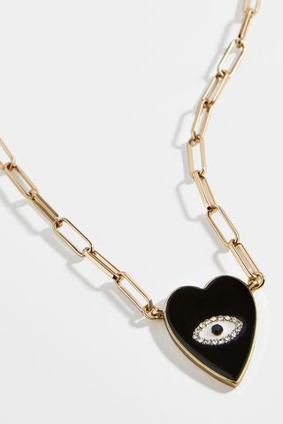 Noir Pendant Necklace