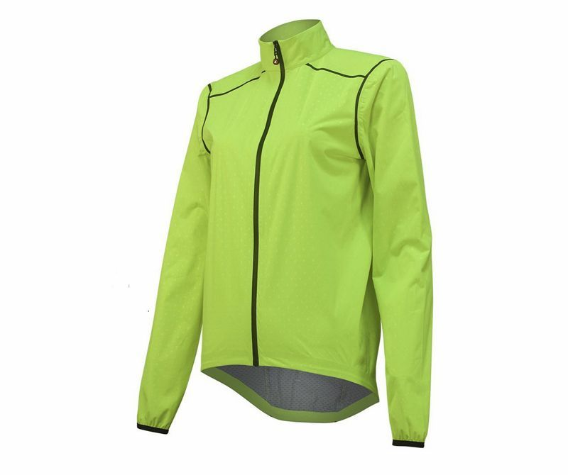 Details about  /Unisex Waterproof Windproof Jacket Bicycle Running Outdoor Sports Rain Coat Red