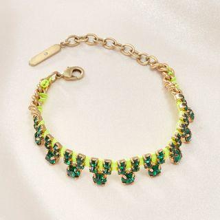 Bracelet de rêve néon