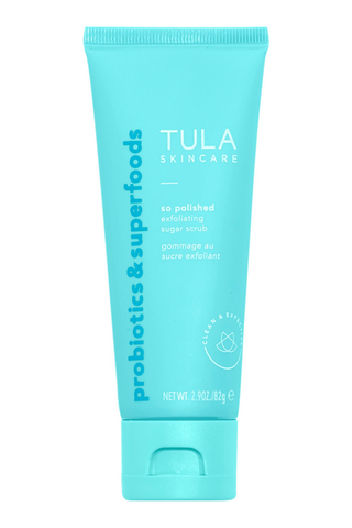 Tula So Polished Exfoliating Sugar Face Scrub