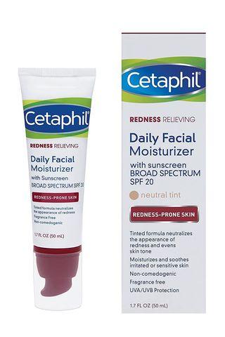 Cetaphil Redness Relieving Daily Facial Moisturizer SPF 20