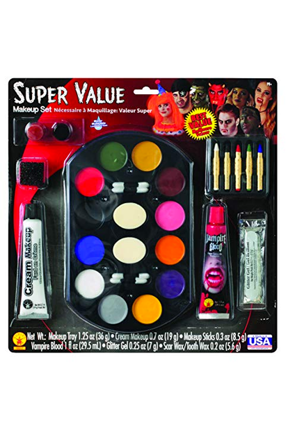 10 Best Makeup Kits For Easy