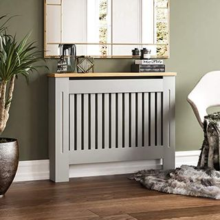 Radiator Covers: hide unsightly radiators and transform your hall