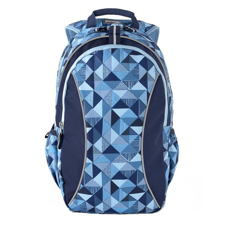 SHARP-Q /Ï/€ Kids Lightweight Canvas Travel Backpacks School Book Bag