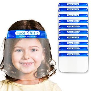 Kids Anti-Fog Face Shields
