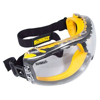 Anti-Fog Dual Mold Safety Goggle