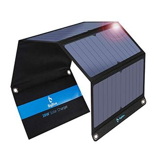 Foldable Portable Solar Phone Charger