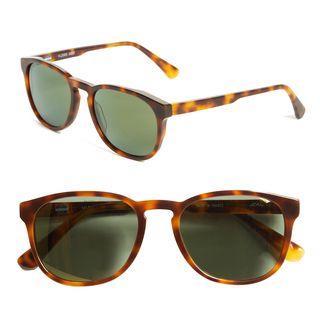 NOAH x Vuarnet District Round Sunglasses