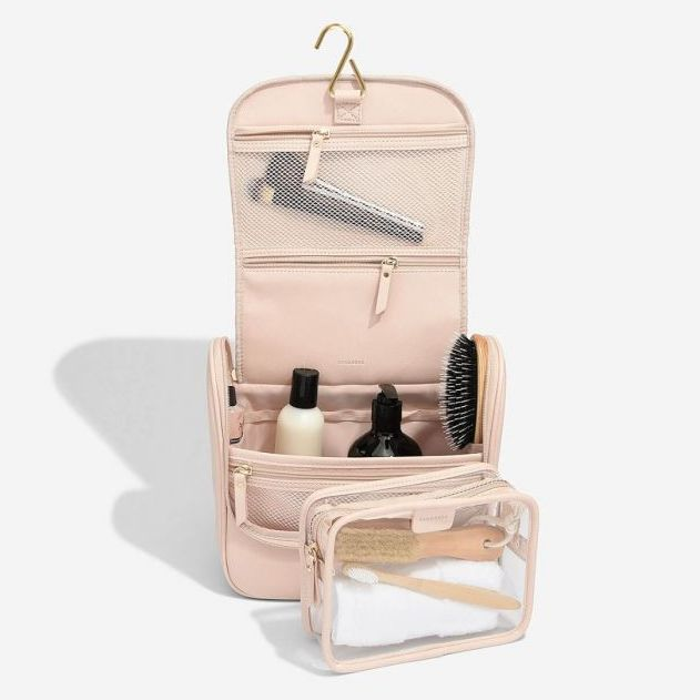 12 Stylish Travel Toiletry Bags To Pack