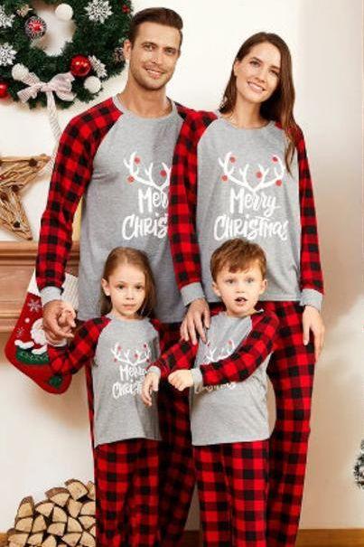 Christmas Jammies 2020 30 Best Matching Family Christmas Pajamas 2020