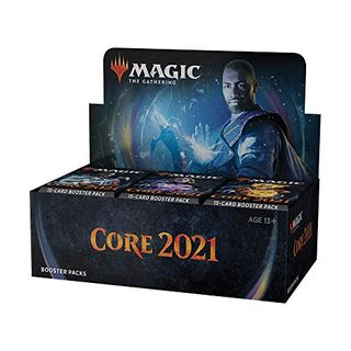 Caja de sobres de la colección básica 2021