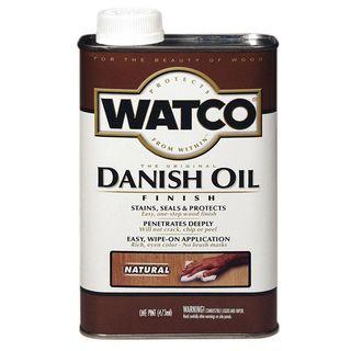 1 pt. Natural Danish Oil