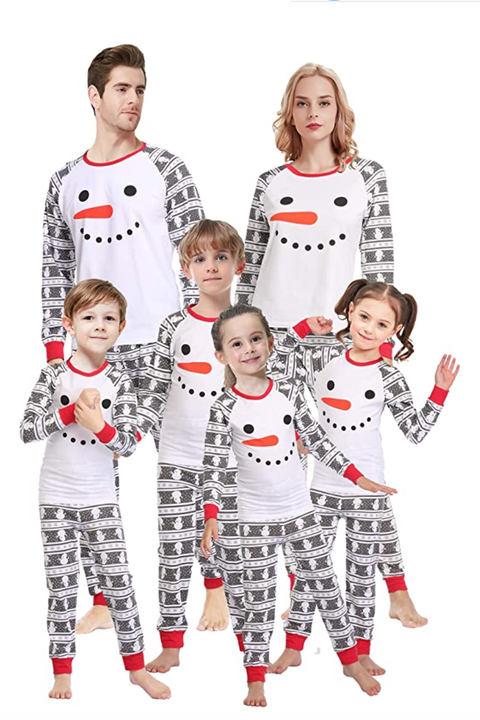 30 Best Matching Family Christmas Pajamas 2020