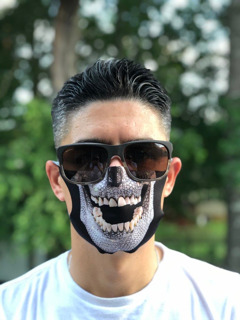 40 Covid 19 Halloween Face Masks That Double As Costumes