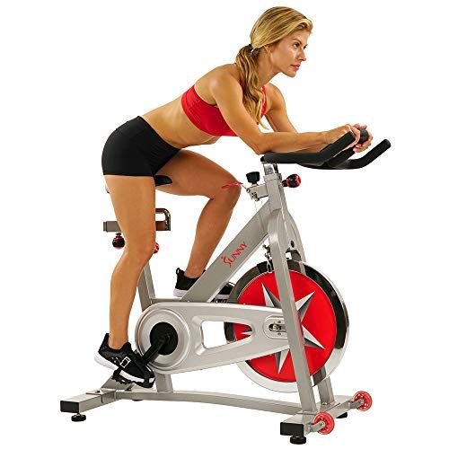 Details about  /Stationary Bike Bicycle Cycling Fitness Gym Exercise Workout Machine Home Indoor