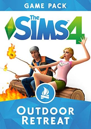 The Sims 4: Outdoor Retreat (Original Code)