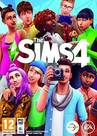 The Sims 4: Standard Edition (Basic Code)