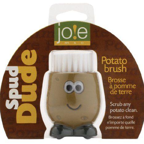 Spud Dude Potato Brush JOIE