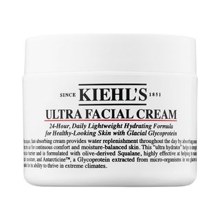 Kiehl's Ultra Facial Moisturizing Cream with Squalane