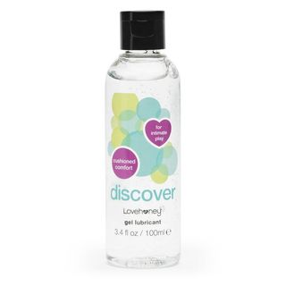 Discover Water-Based Anal Lubricant (3.4 oz)