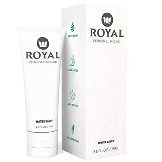 Water-Based Personal Lubricant (2.5 oz)