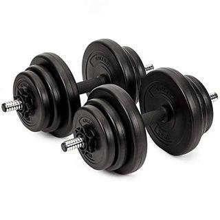 Gallant Adjustable 20kg Dumbbells Set