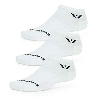 Swiftwick ASPIRE ZERO (3 pairs) running and cycling socks