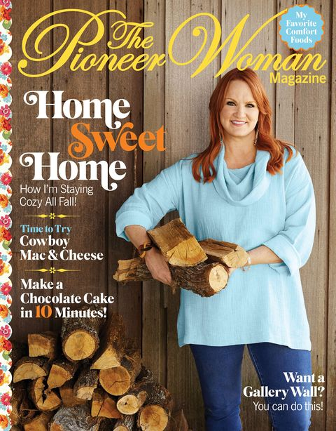 Pioneer Woman Christmas 2020 Products The Pioneer Woman Magazine Fall 2020   Get Ree Drummond's Fall Outfit