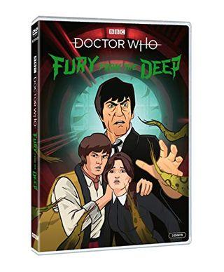 دكتور هو - غاضب بشدة [DVD] [2020]