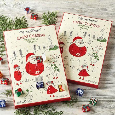 2021 Christmas Candy Countdown Calendar 18 Best Chocolate Advent Calendars 2020 Milk Dark And White Chocolate Christmas Countdown Calendars