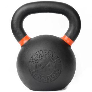 Mirafit Cast Iron Kettlebell – 4kg