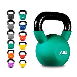 JLL® Kettlebells with Coloured Neoprene – 4kg