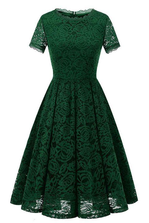 What To Wear To A Fall Wedding 2020 20 Cute Fall Wedding Guest Dress Ideas,Informal Wedding Over 50 Second Wedding Dresses