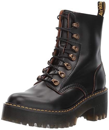 Dr. Martens Black Boots Are On Sale On
