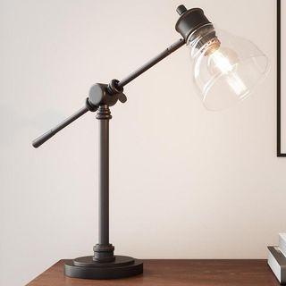 Oil Rubbed Bronze Counter Balance Desk Lamp