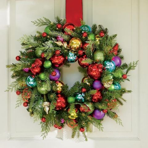 Best Christmas Wreaths Beautiful Holiday Decor And Greenery