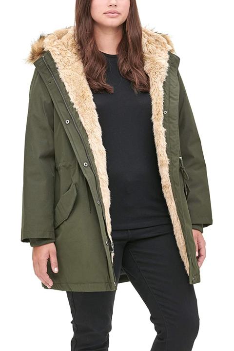 23 Warmest Winter Coats For Women 2021, Womens Winter Coat With Fur Lined Hood