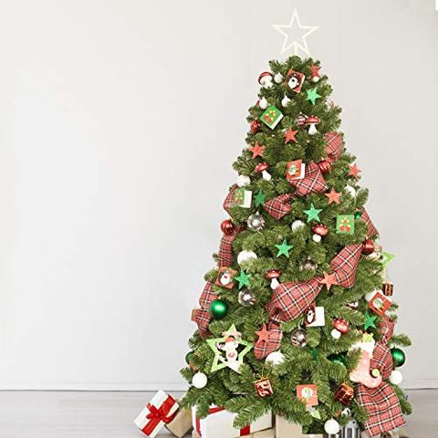 25 Best Artificial Christmas Trees Of 2020 Where To Buy Fake Christmas Trees,What 2 Colors Make Purple Icing