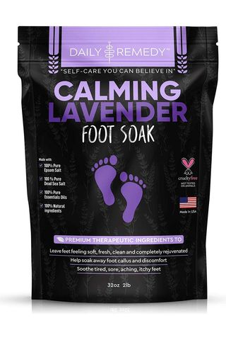 FineVine Organics Calming Lavender Foot Soak