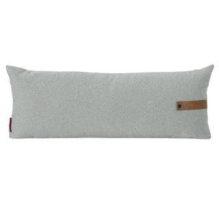 Edinburgh Mid-Century Modern Gray Pillow