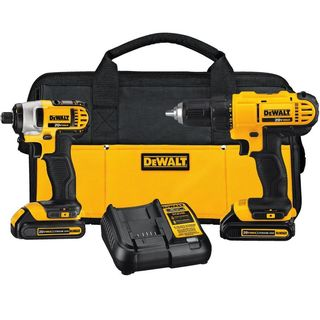 DEWALT Power Tool Combo Kit