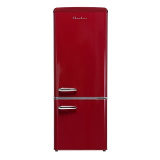 Chambers Retro Bottom Freezer Fridge
