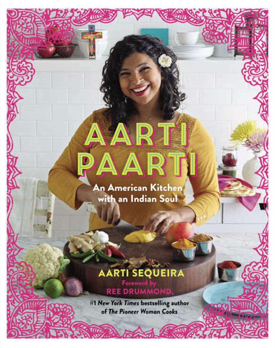 Aarti Sequeira Recipes Food Tv aarti paarti: an american kitchen with an indian soul