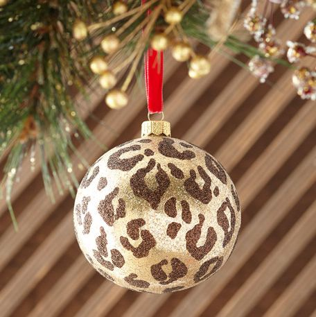 Lalique 2021 Christmas Tree Ornament