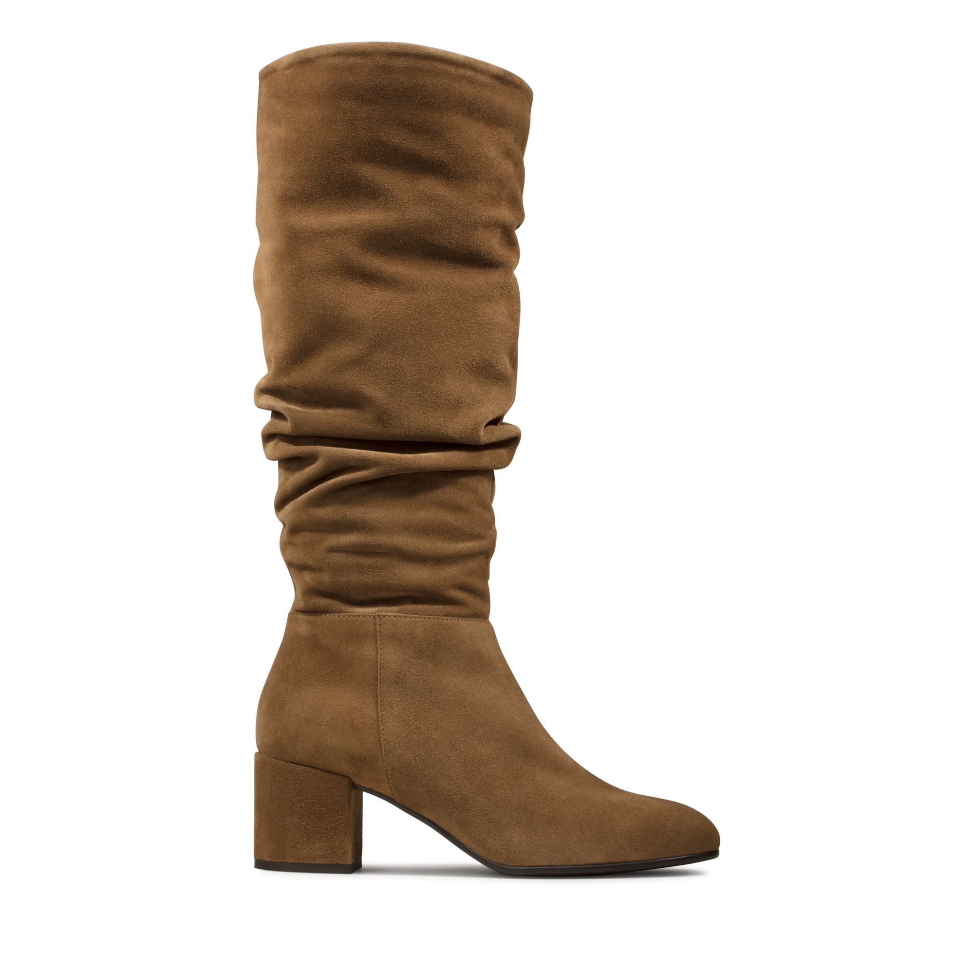 Big size winter long boots for women
