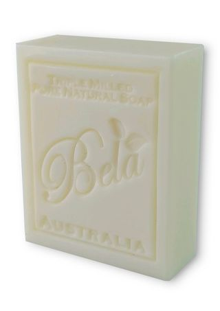 Bela Pure Natural Soap, Extra Creamy Goats Milk