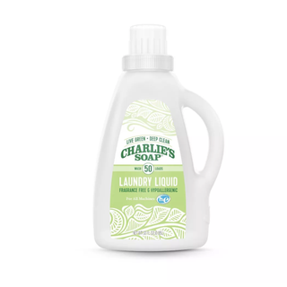 Charlie's Soap Natural Laundry Liquid Detergent